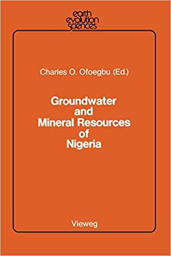 Groundwater and Mineral Resources of Nigeria Download Epub Now