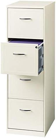 Scranton Co 18 Deep 4 Drawer Vertical File Cabinet