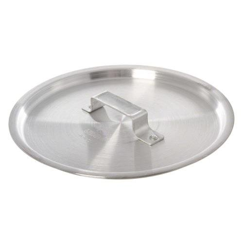 "Update International (ASPC-1) 6-1/2"" Aluminum Sauce Pan Cover"