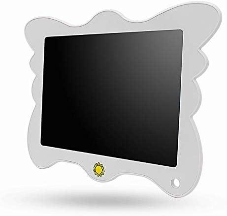 LKJASDHL 8.5インチの絵画等級のタブレットの電子キャンバスLCDの軽い黒板黒板の描画パッドの執筆パッドの執筆タブレット (色 : White)