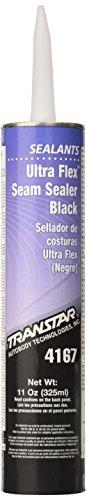 (Transtar 4167 Ultra Flex Black Seam Sealer - 11 oz. )