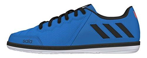 adidas Jungen Messi 16.4 Street J Fußballschuhe Azul (Azuimp / Negbas / Rojsol)