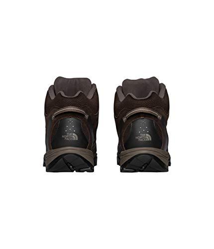 26843219b4d The North Face Storm III Mid Waterproof Hiking Shoe - Men's Coffee  Brown/Shroom Brown 8