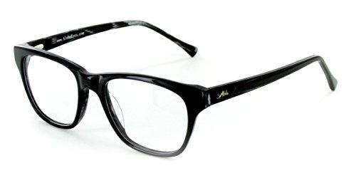 Aloha Eyewear Tek Spex 1005 Wide Fit Unisex Progressive Multifocus Reading Glasses, 50-18-145 (White Marble - Glasses Reading Transitional