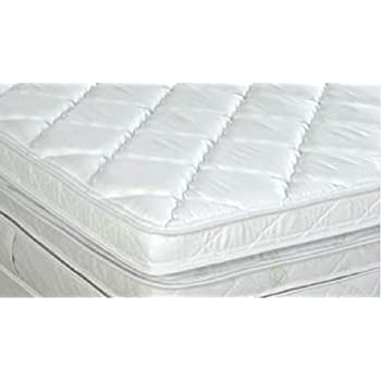Amazon Com 4 Inch 4lb Pillow Top Mattress Cover Pad Topper