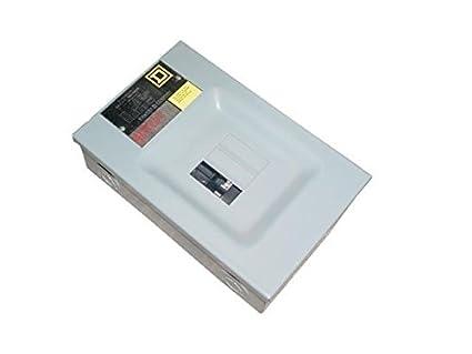 square d ehb125ns 125a 480v 3ph n1 new ehb34 amazon com rh amazon com Old Square D Circuit Breakers Square D 100 Amp Box