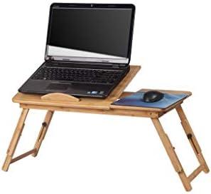 PingFanMi Mesa de Escritorio para computadora portátil Mesa de ...