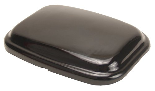 Pacer Performance 25-535 Black Bumper Protector Pad Kit – 2 Piece