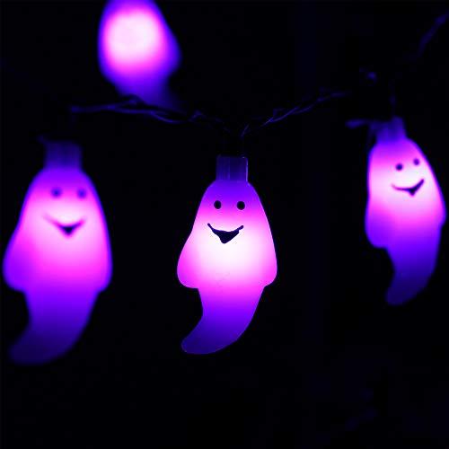 HAYATA Halloween String Lights - 20 LED 7.2ft