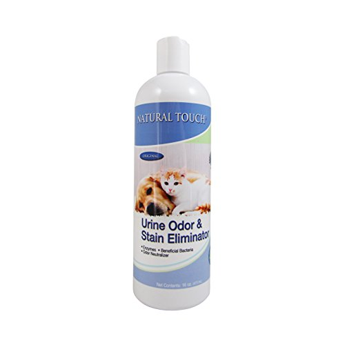 Natural Touch Urine and Stain Remover - 16 oz (16 (Nilodor Natural)