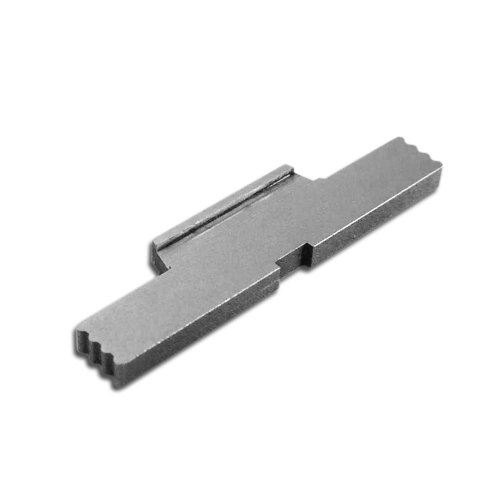 Extended Stainless Steel Slide Lock Lever for all Glock Models Gen 1-4 Excluding Model G 36