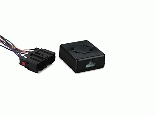 Axxess GMRC-LAN-01 GM Non-Onstar Non-Amplified Interface Harness that Retains Door Chime