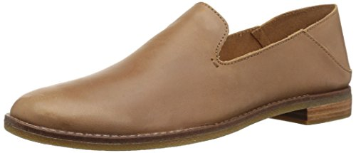 SPERRY Women's Seaport Levy Loafer, Tan, 7.5