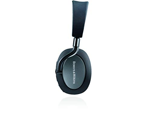 Bowers & Wilkins PX Active Noise Cancelling Wireless Headphones Best-in-class Sound, Space Grey