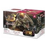 Monster Hunter Portable 3rd PSP Special Console - Black/Red (PSP-3000 Bundle)