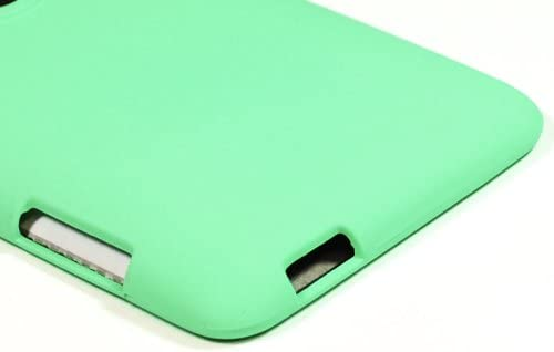 Ipod Touch 3 Mint Green Shell Bastex Two Piece Hard Snap on Case for Apple Ipod Touch 2