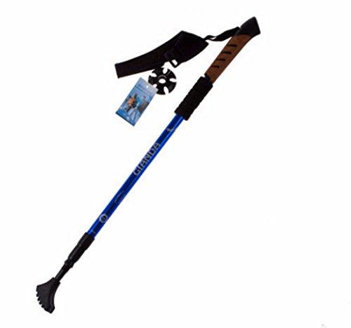 GG @ TT Sport goodsclimbing bietet _ Aluminium Legierung Klettern Einkommen Klettern Hebel Parabolische Schaft ortheses, blau (Single), 66  135 cm