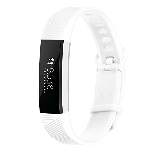 Fitbit Alta HR Bands, AK Newest Fitbit Alta HR Bands Replacement Wristband Straps with Secure Metal Buckle for Fitbit Alta HR /Fitbit Alta