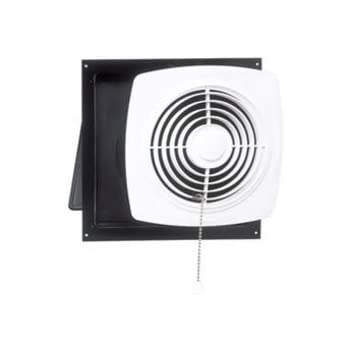 Broan-Nutone 504 Exhaust Fan, White Vertical Discharge ...