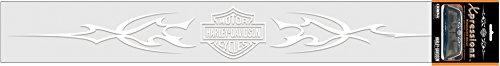 Chroma 3700 Harley Davidson White Vinyl  38