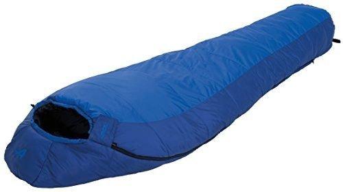 Mountaineering Blue Springs 35-Degree Sleeping Bag, Regular by Sleeping Bag