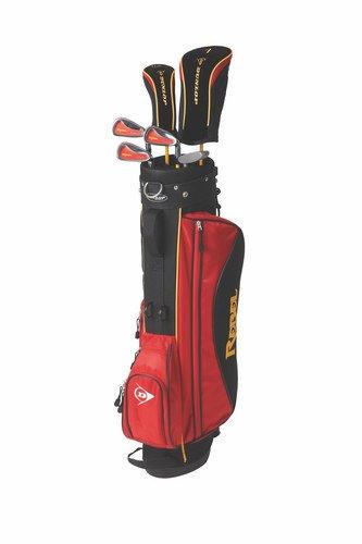 Dunlop Golf Rebel Junior - Juego de golf con bolsa (9 - 12 ...