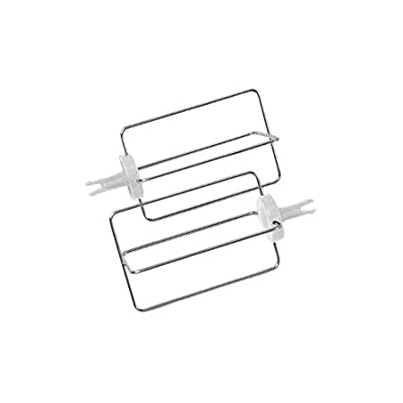 Kenwood - Par de varillas batidoras para robot de cocina FDP60 FDP600 FDP603 FDP623 FDP601 FDP613: Amazon.es: Hogar