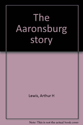 The Aaronsburg story