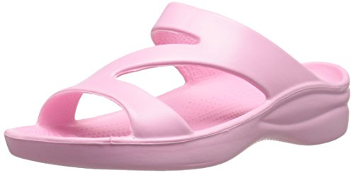 Pink Womens Soft Sandals Z DAWGS Support Arch qUdS7nAxY