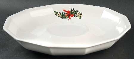 Pfaltzgraff Christmas Heritage Chip Plate/ ()