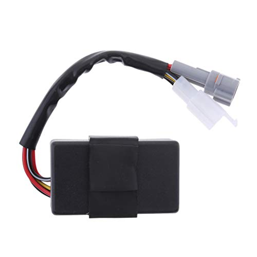 MagiDeal Motorcycle CDI Ignition Coil Control Unit For Yamaha YZinger 50 PW50 PY50 - Motorcycle Cdi Unit