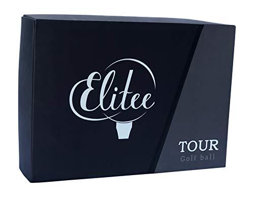 Tour de pelotas de golf Elite (paquete de 12)
