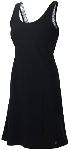 ISIS Women's Serendipity Dress (Black, X-Large)