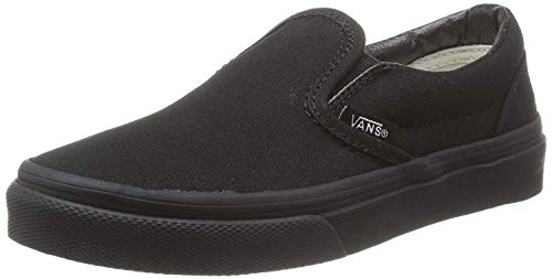Vans Kids Classic Slip-On Black/Black -