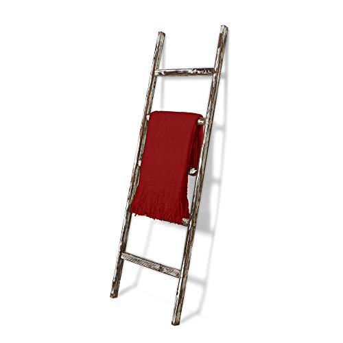 Which is the best decorative ladder for blankets 6 ft?