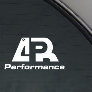 APR Performance Decal Car Truck Bumper Window Sticker Amazonco - Car window stickers amazon uk