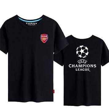 T-SHIRT BOY Camiseta de fútbol Juventus Real Madrid A.C. Milan ...