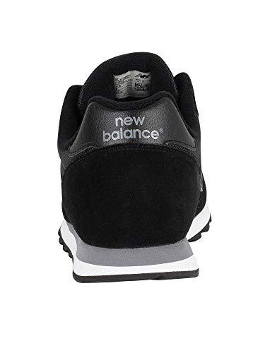 black grey Balance New Bbk Uomo 373 Sneaker Nero vnq1wR