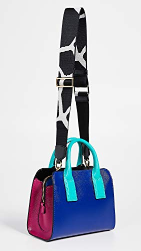 Jacobs Big Women's Academy Blue Satchel Multi Marc Little Shot fdqTSv