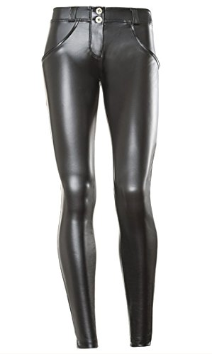 womens-slim-wet-look-butt-lifting-thin-faux-leather-leggings-yoga-pants-small