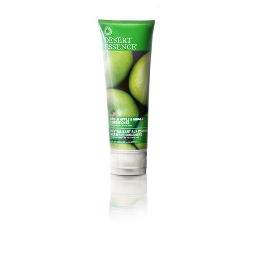 - Desert Essence Organic Conditioner - Green Apple & Ginger - 8 oz