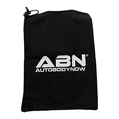 ABN Lashing Straps with Carry Bag 1in x 12in Foot 10-Pack: Automotive
