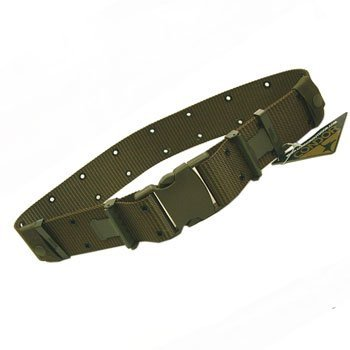 Gi Nylon Belts Style (Condor (Condor) Tactical Gear Gi Style Nylon Pistol Belt Od)