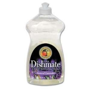 Earth Friendly Ultra Dishmate A Liquid Dishwashing Cleaner Natural Lavender - 25 Ounce, 1 Pack by Earth Friendly