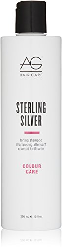 AG Hair Colour Care Sterling Silver Toning Shampoo