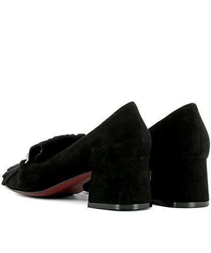 COLLI Femme Chaussures À Suède FC1133243NERO FRANCO Talons Noir Fqwdz6HqnC