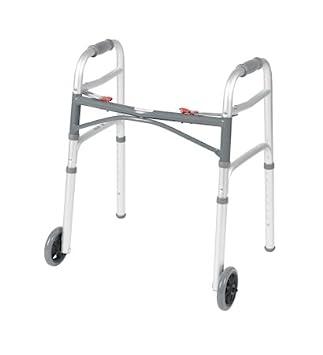 Amazon.com: MCKESSON Junior aluminio andador plegable con ...