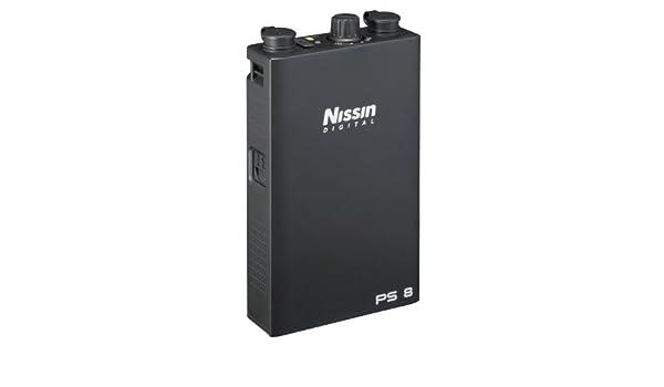 Nissin PS 8 - Batería para Canon, Negro: Amazon.es: Electrónica