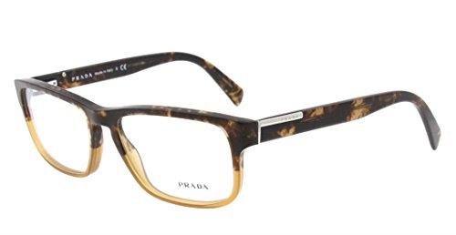 Prada PR07PV Eyeglasses-RO4/1O1 Spotted Brown/Matte - Prada Mens Eyeglasses 2014