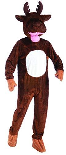 (Moose Mascot)